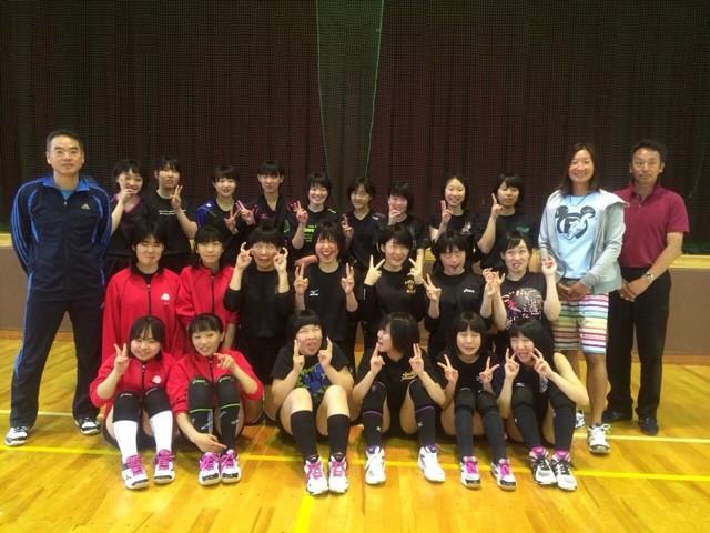 田中姿子blog : バレーボールDAY