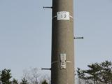 東北の電柱