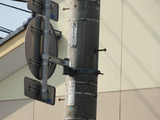 関東の電柱