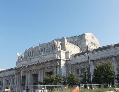 ミラノ駅2