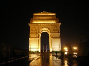 インド門1