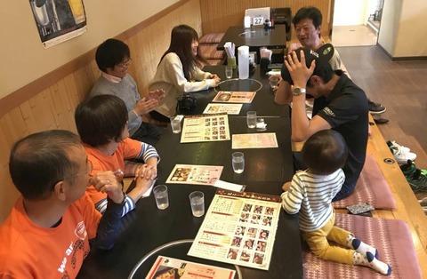 20191022_西郷酒盛_昼食会場