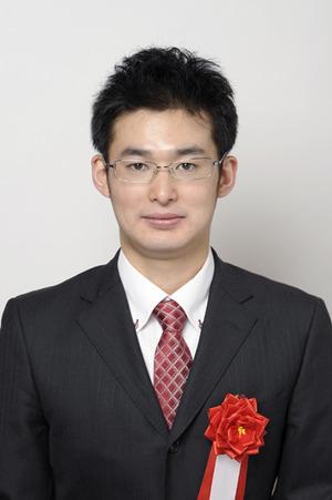 金子晃士様(2010年合格者)