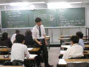 20120225受講生交流会(福岡)交流会風景(2)