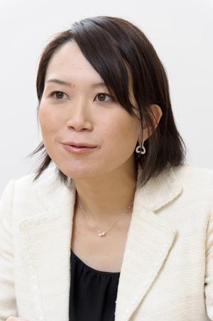 北脇恵理子さん(2008合格者)