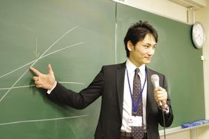 森(琢)さん講義1
