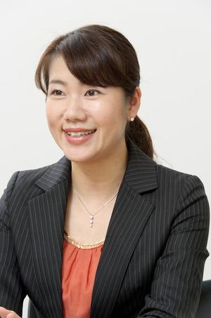 石田智子さん