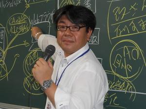 山川(克)先生