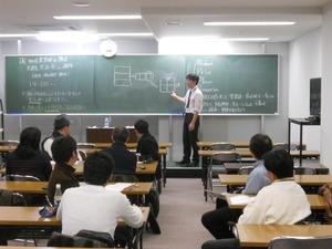20120225受講生交流会(福岡)交流会風景(1)