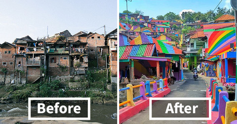 rainbow-village