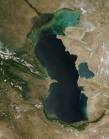 450px-Caspian_Sea_from_orbit