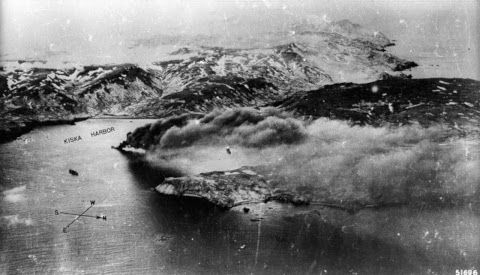 kiska japan invasion alaska japanese forgotten battle 14