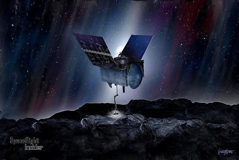OSIRIS-REx-above-aste