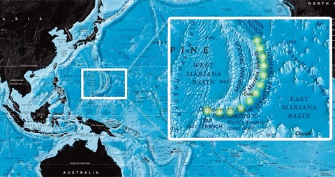 mariana-trench-map-dots