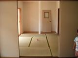 リフォーム後 1階和室