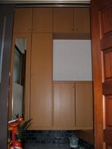 リフォーム後 玄関靴箱(1)