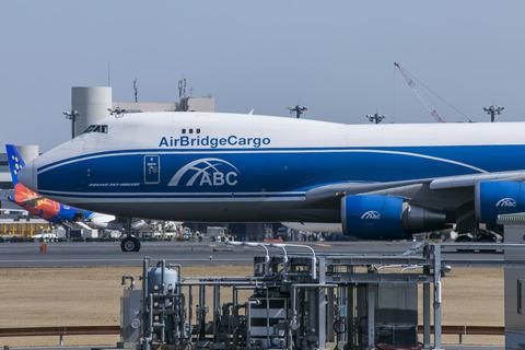 AirBridgeCargo Airlines:Boeing 747-46NF:ER:SCD(VP-BIG)-0211
