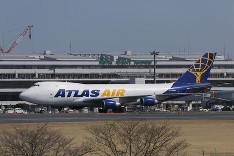 Atlas Air:Boeing 747-47UF:SCD(N496MC)-0664
