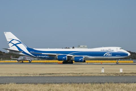 AirBridgeCargo Airlines:Boeing 747-8HVF(VQ-BLQ)-1121