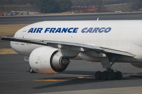 Air France:Boeing 777-F28(F-GUOB)-8956