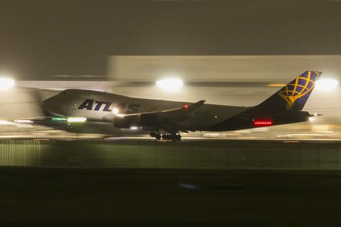 Atlas Air:Boeing 747-47UF:SCD(N408MC)-5390