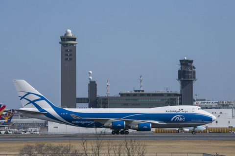 AirBridgeCargo Airlines:Boeing 747-46NF:ER:SCD(VP-BIG)-0241