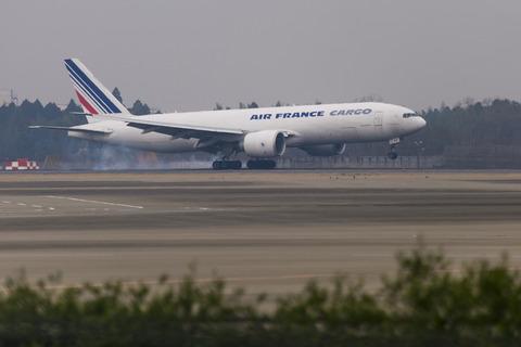 Air France:Boeing 777-F28(F-GUOB)-8705