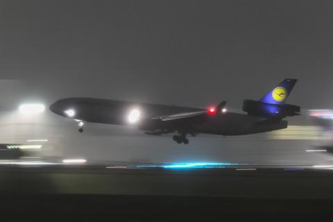 Lufthansa Cargo:McDonnell Douglas MD-11F-5419