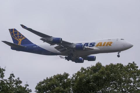 Atlas Air:Boeing 747-47UF:SCD(N498MC)-3130