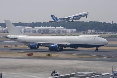 Polar Air Cargo:Boeing 747-87UF:SCD(N857GT)-9031