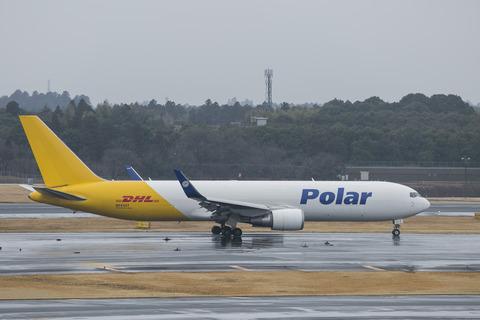 Polar Air Cargo:Boeing 767-3JHF(ER)(N643GT)-3474