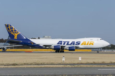 Atlas Air:Boeing 747-48EF:SCD(N419MC)-1195