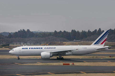 Air France:Boeing 777-F28(F-GUOB)-8970