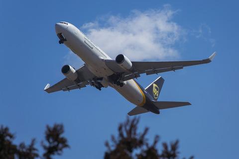 UPS Airlines:Boeing 767-34AF:ER(N301UP)-7248
