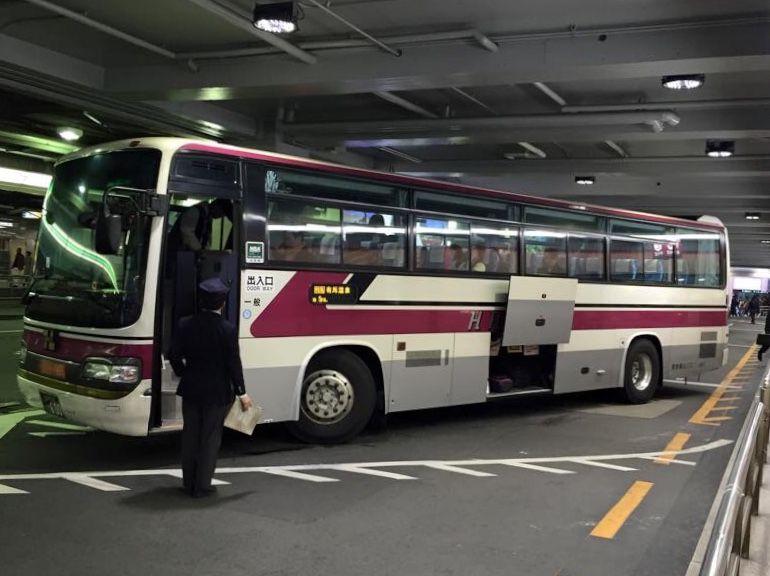 阪急三番街 高速バスターミナル ...