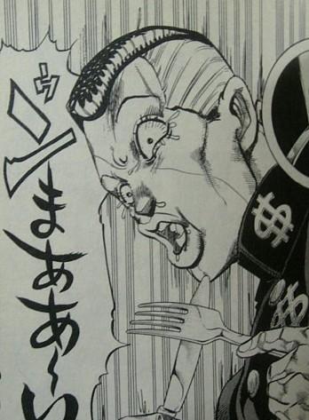 okuyasu うわああああ はっ 腹が空いていくうよぉ~~~~~っ!! 食えば食うほど...