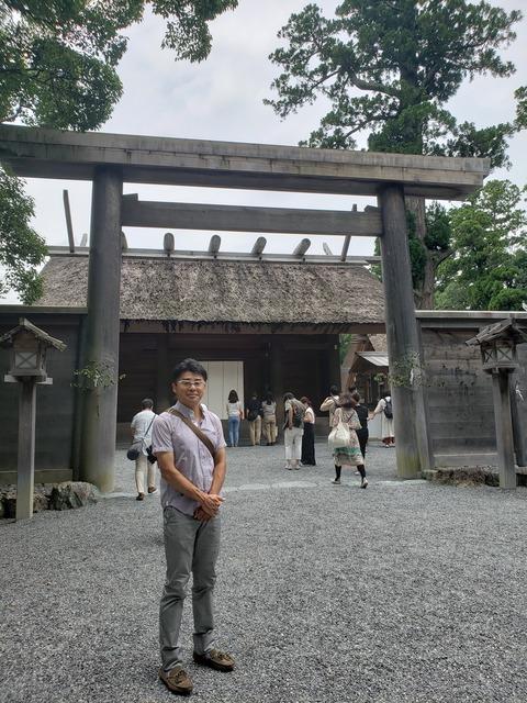 2020-7-23伊勢神宮