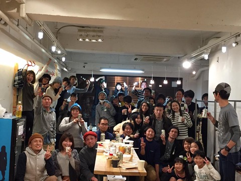2016 nicina忘年会2