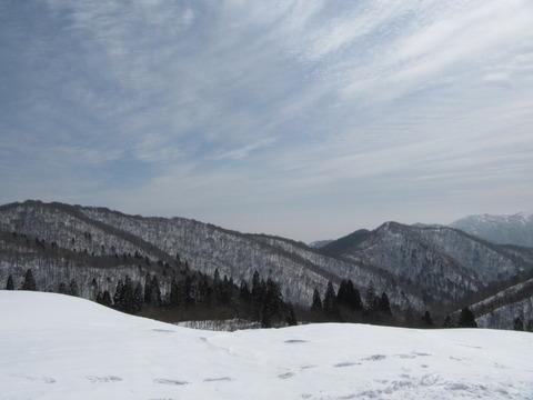 I武奈ヶ岳