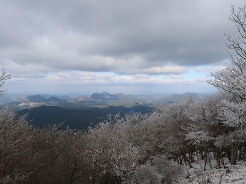 三峰山 2018