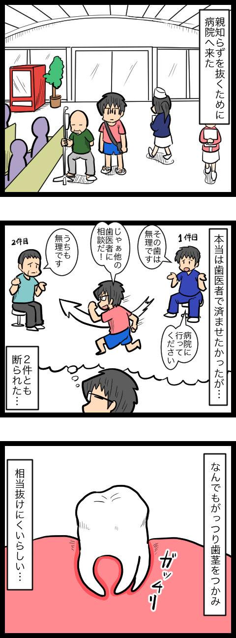 親知らず_1