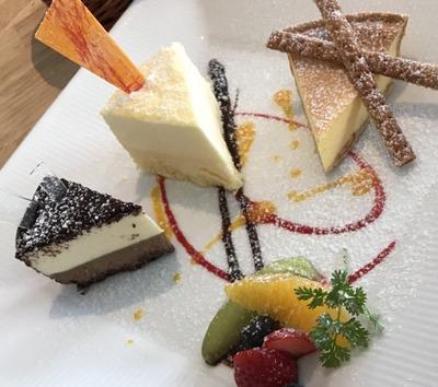 ルタオケーキ