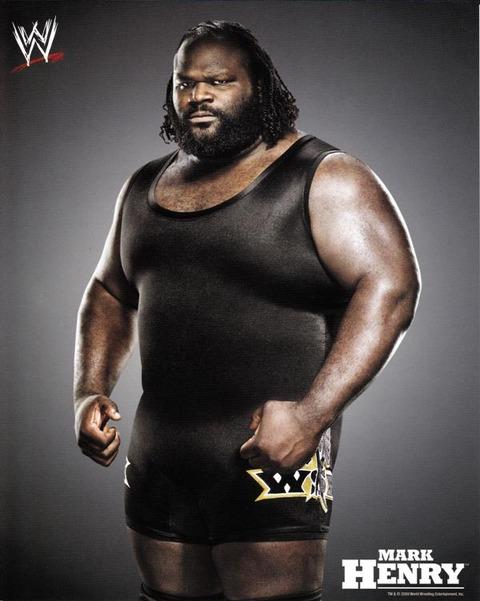 WWE-Wrestler-Mark-Henry