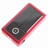 【 大容量3000mAh ソーラーチャージャー 】 cheero Solar Gigabox - iPhone 4S / iPhone 4 / iPhone 3G / iPod 、 スマートフォン 対応 モバイル 充電器 ( 予備 バッテリー ) ソーラ