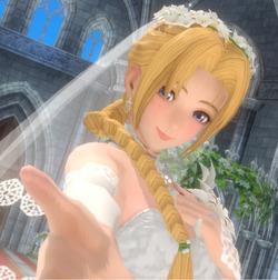 花嫁ミラージュ