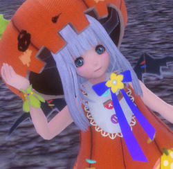 かぼちゃリリア1