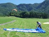 7月24日(火)  ○フライト成立 晴れ 南東の風