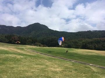 10月26日(金)南風が強めでした。