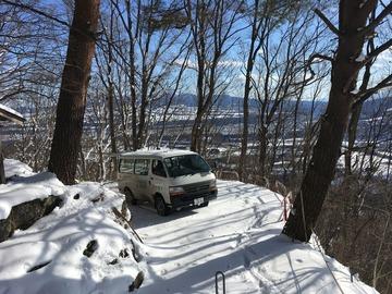 12月29日(金)の積雪状況