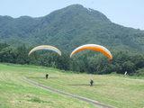 8月6日(日)  ○フライト成立 晴れ 南東の風